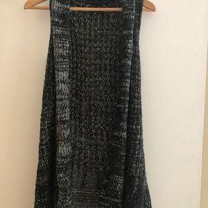 Chaundry Crochet Vest